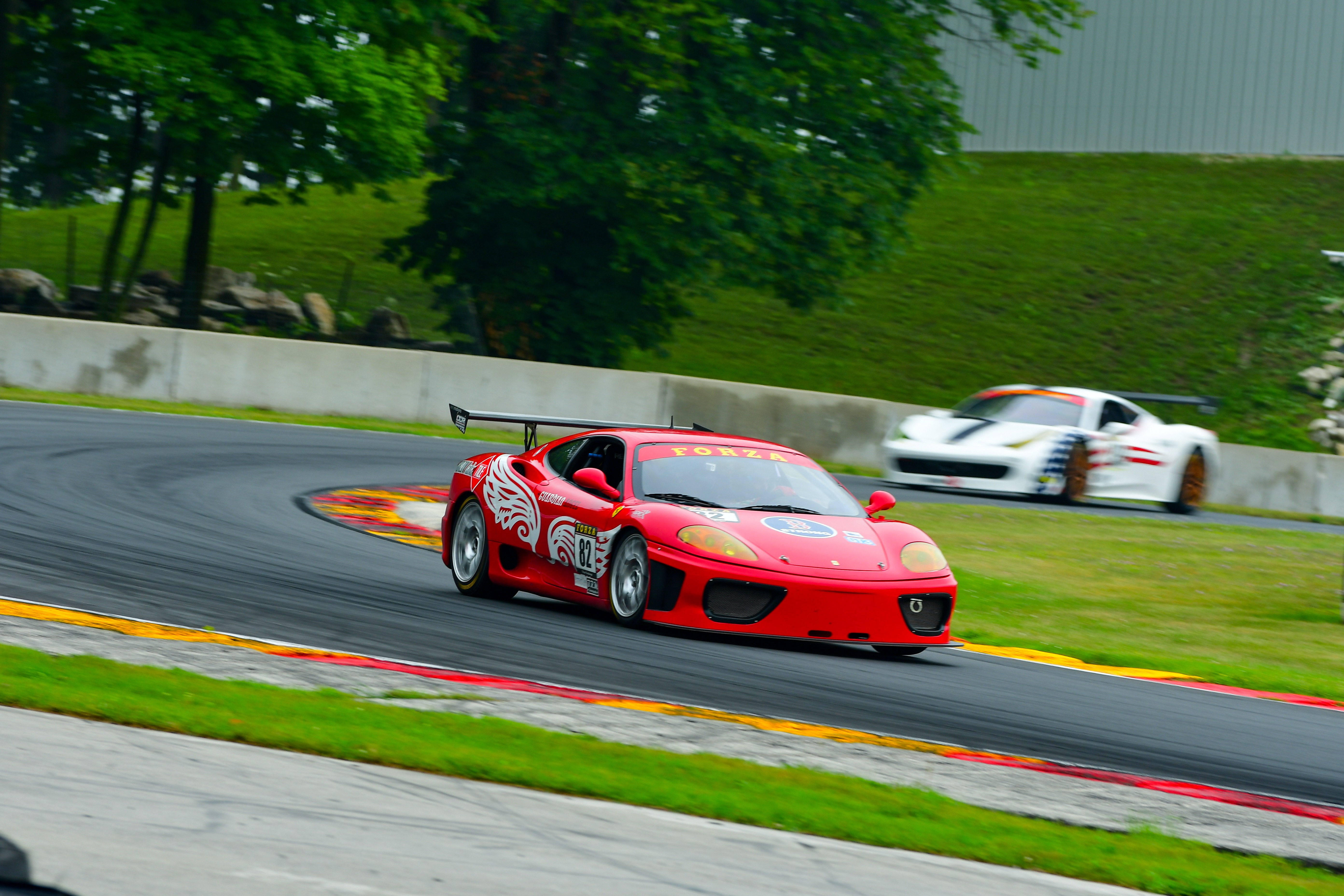 15 years ago today guardian angel motorsports for Road america motor club